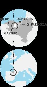 debagoiena map